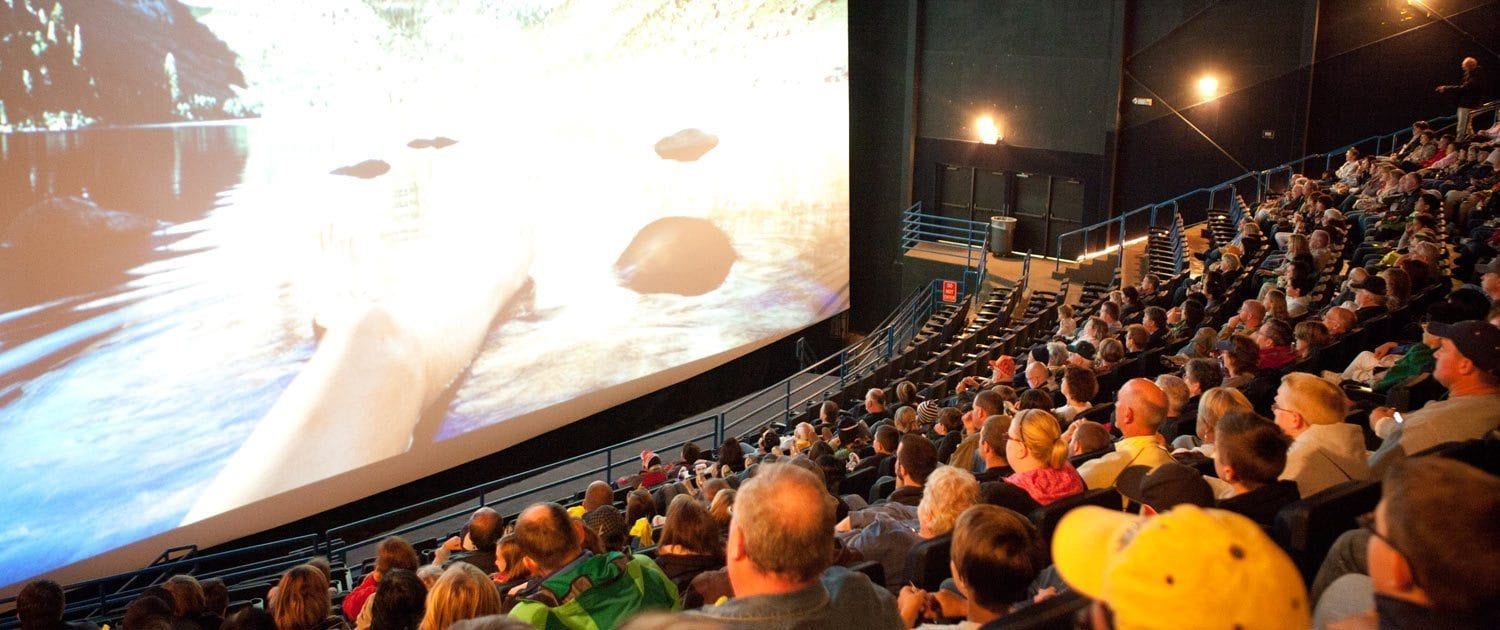 Imax Theater Grand Canyon Visitor Center