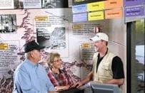 Information Desk Travel Planning