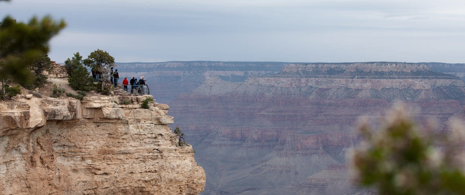 Grand Canyon Attractions and Actvities – Grand Canyon Tourist Attractions Map