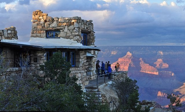 lookout studio Grand Canyon