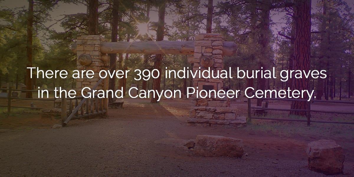 Grand Canyon Graves