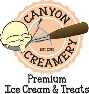 Canyon Creamery Ice Cream