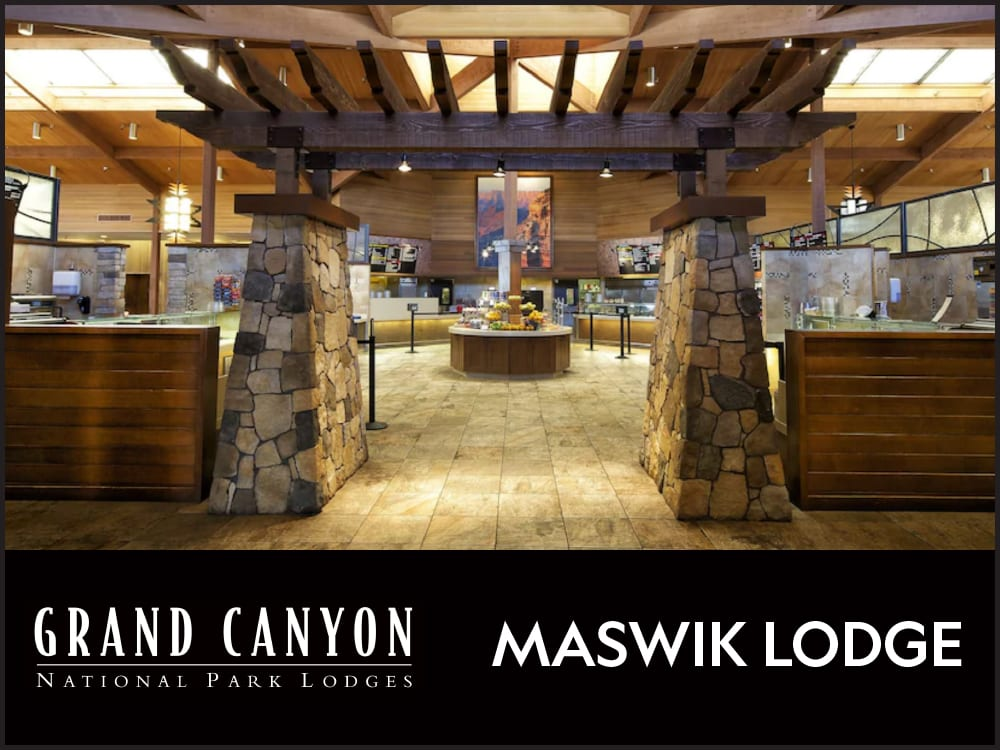 Maswick Lodge Grand Canyon