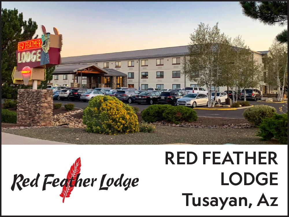 Red Feather Lodge Tusayan