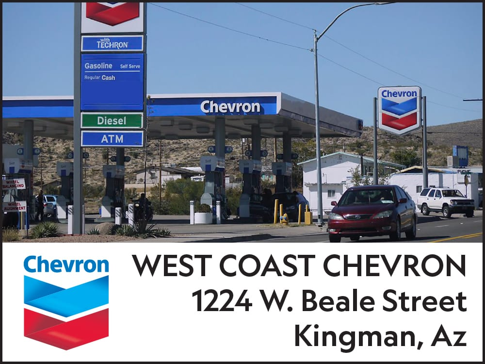 West Coast Chevron