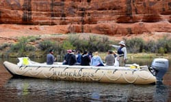 Grand Canyon Smooth Raft Tours